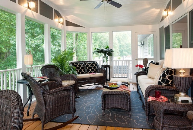 Cheap Enclosed Porch Ideas