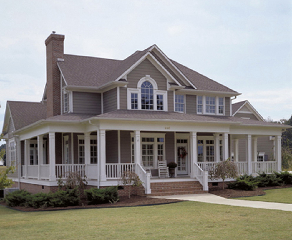Country Cottage House Plans Wrap Around Porch | Home Design Ideas