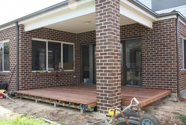 Diy Screen Porch On Concrete Slab
