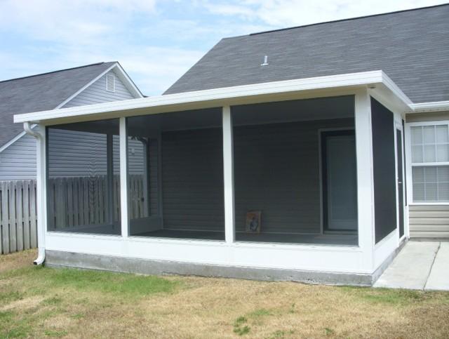 Diy Screen Porch Plans