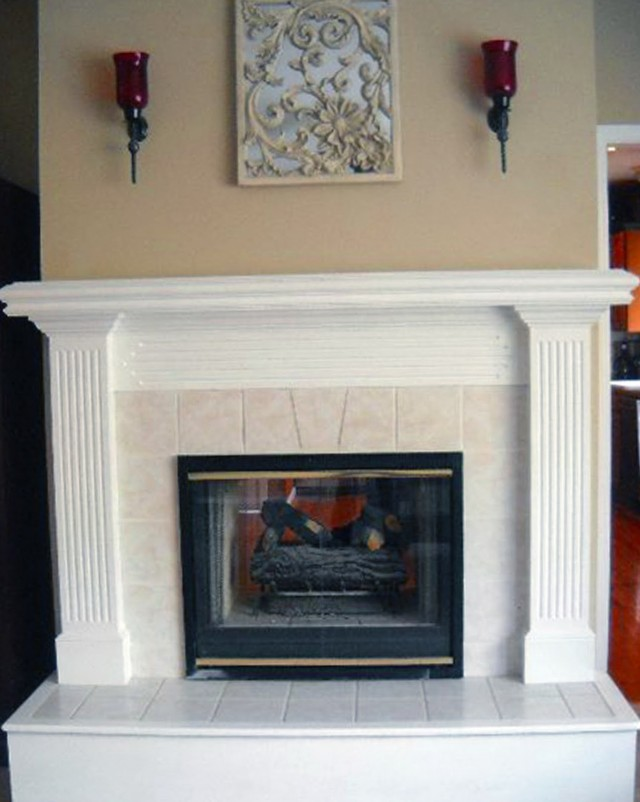 Double Sided Fireplaces For Sale
