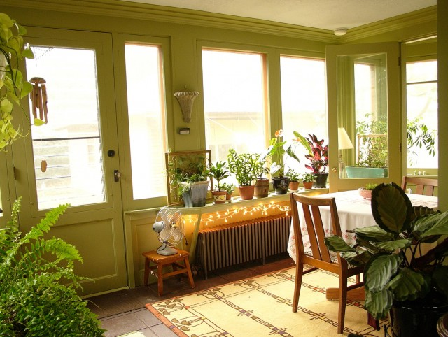 Enclosed Porch Ideas For An Old Farmhouse