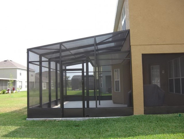 Enclosed back porch ideas home design ideas for Enclosed back porch ideas