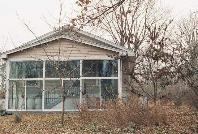 Enclosing A Front Porch