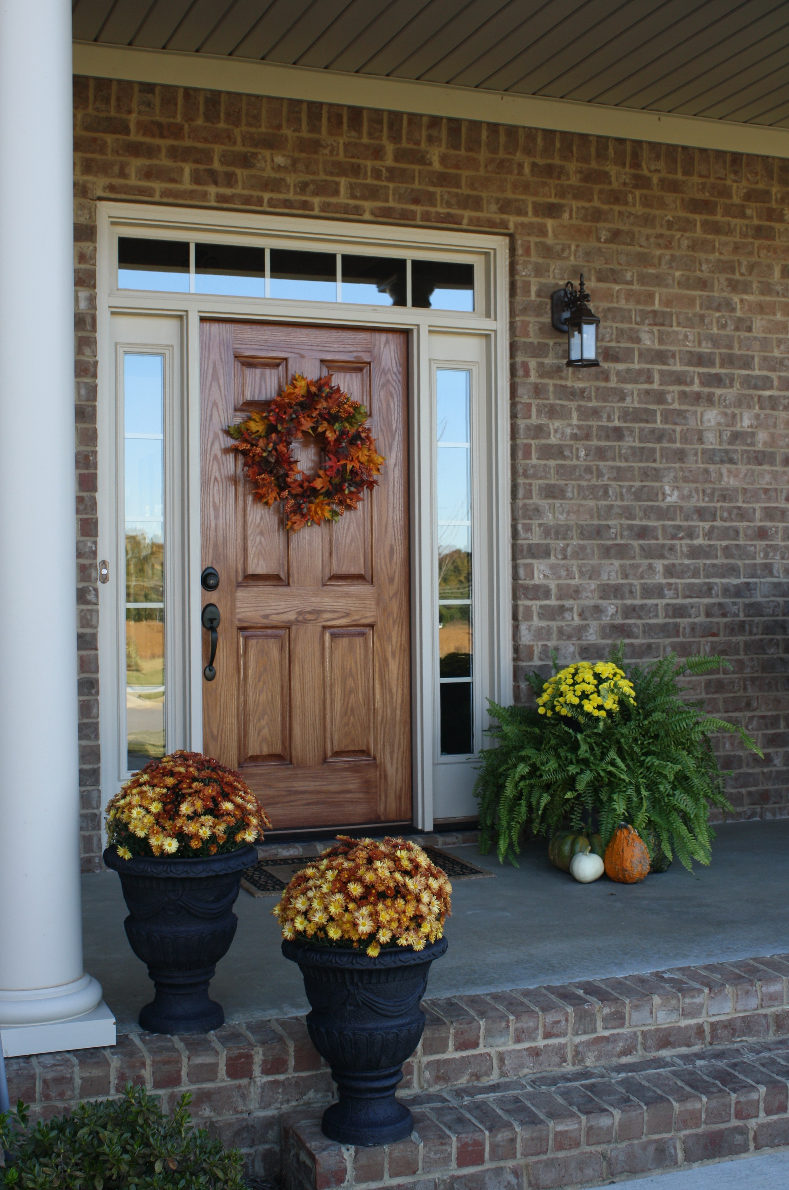 Fall Porch Decorating Ideas Pinterest