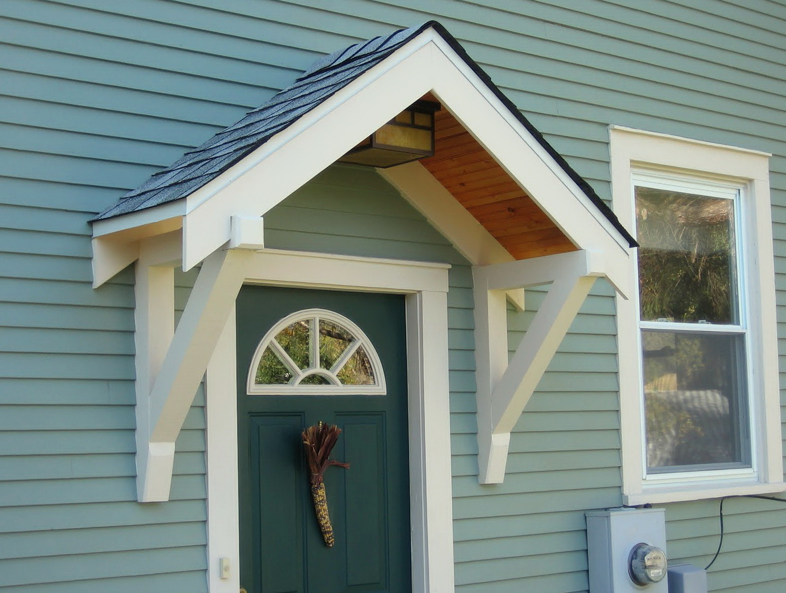 Roof Design Ideas: Front Door Porch Roof Designs