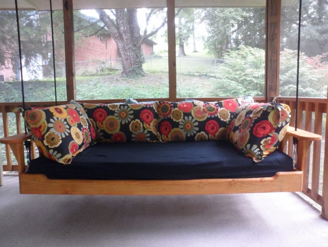 Front Porch Bed Swings