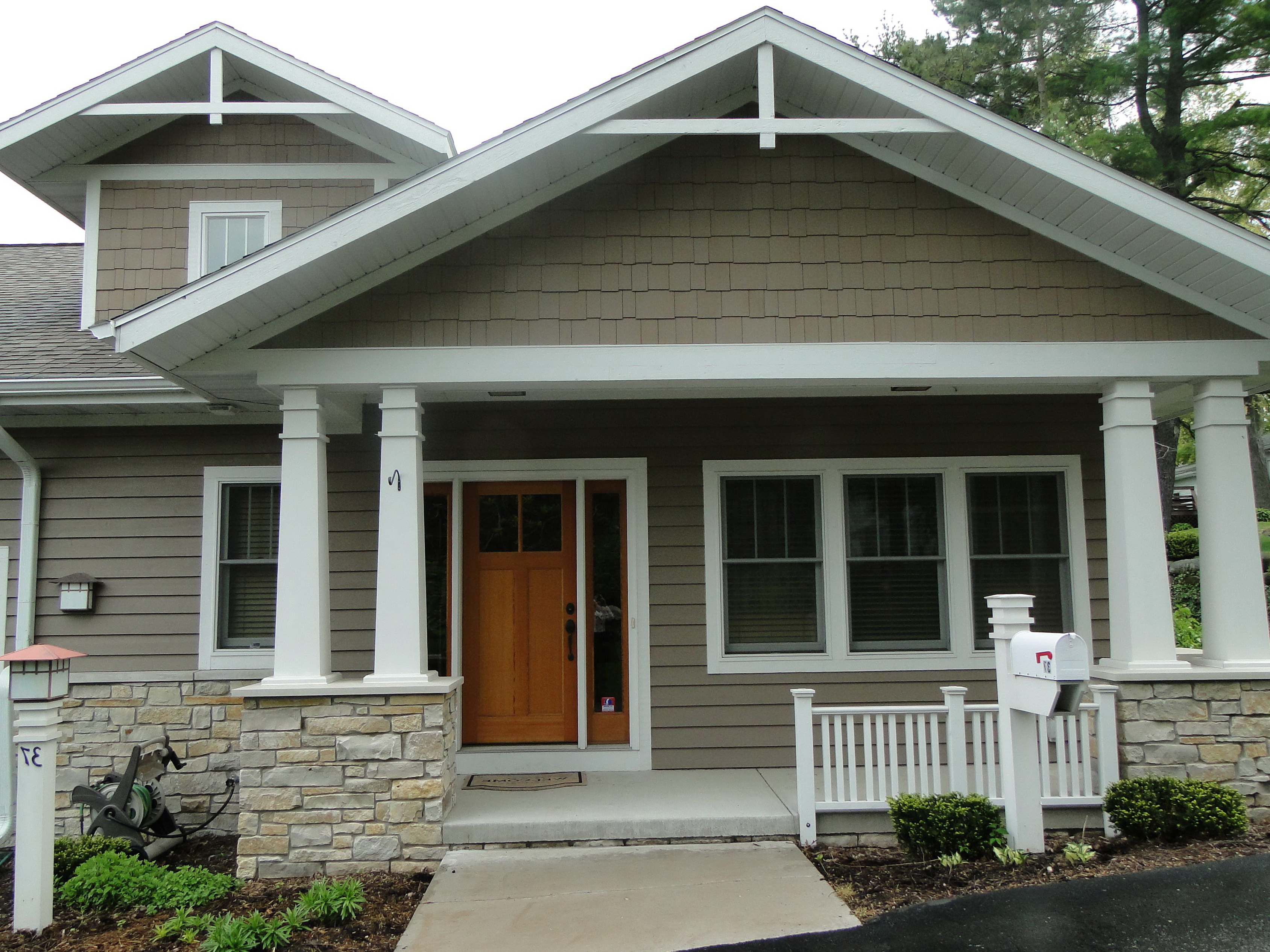 Front Porch Pictures Ranch Style Homes Home Design Ideas. Country ...