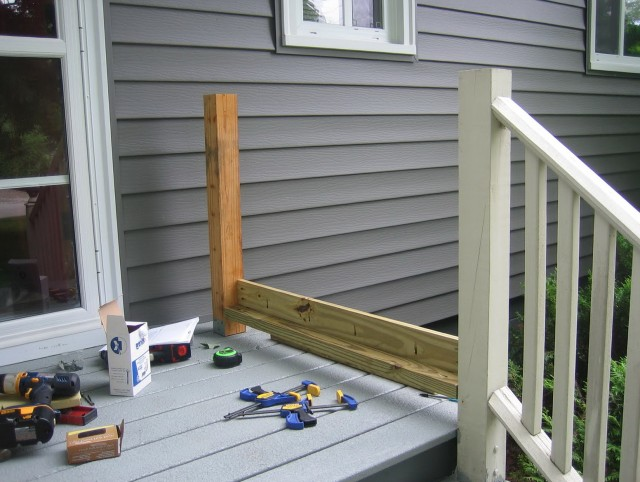 Front Porch Railings And Posts