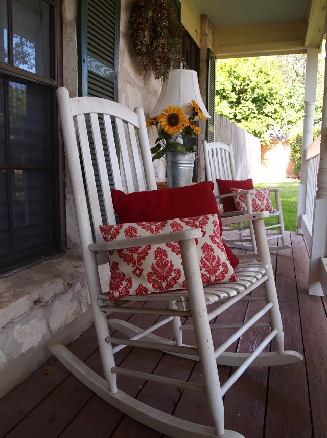 Black Porch Rocking Chairs Sale Home Design Ideas