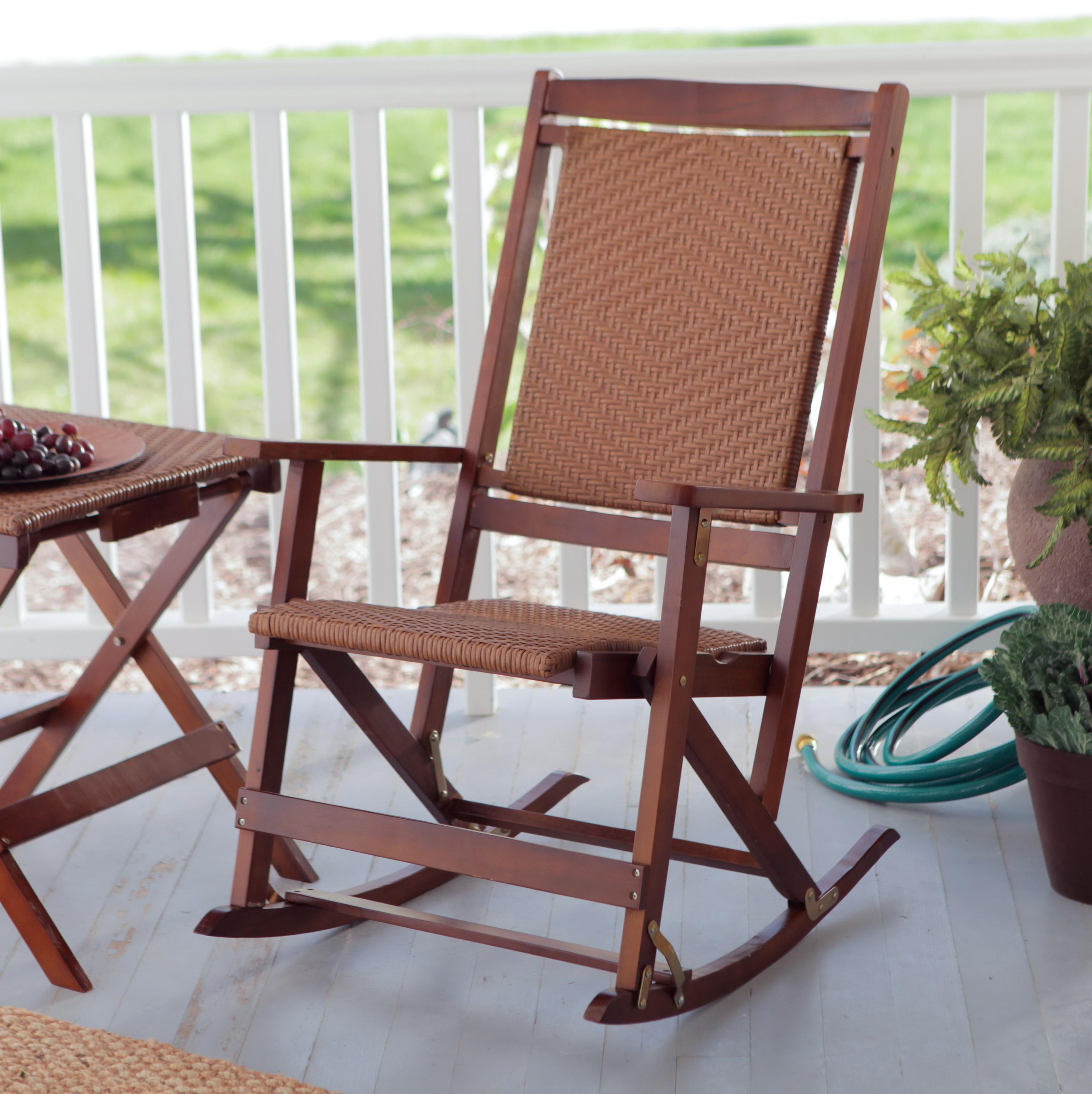 Front Porch Rocking Chairs Walmart