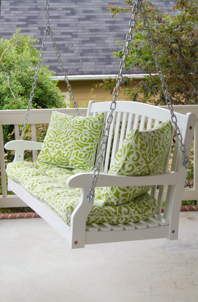 Front Porch Swings Home Depot