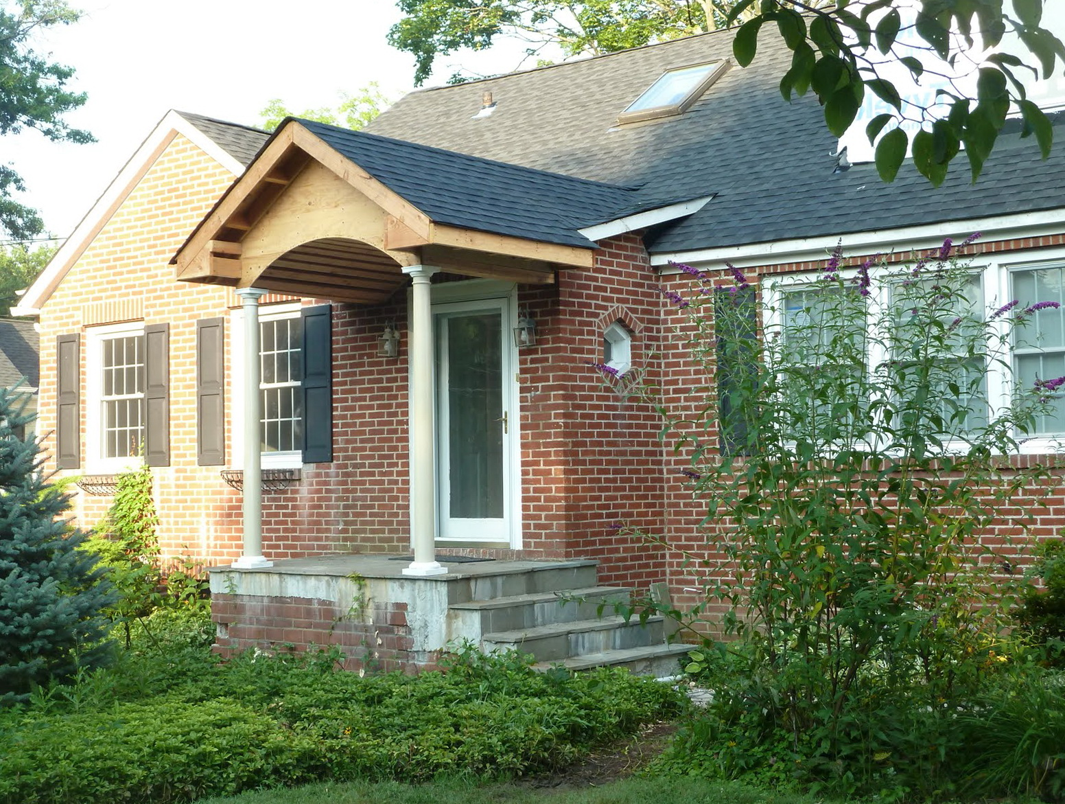 house plans with front porch and dormers home design ideas