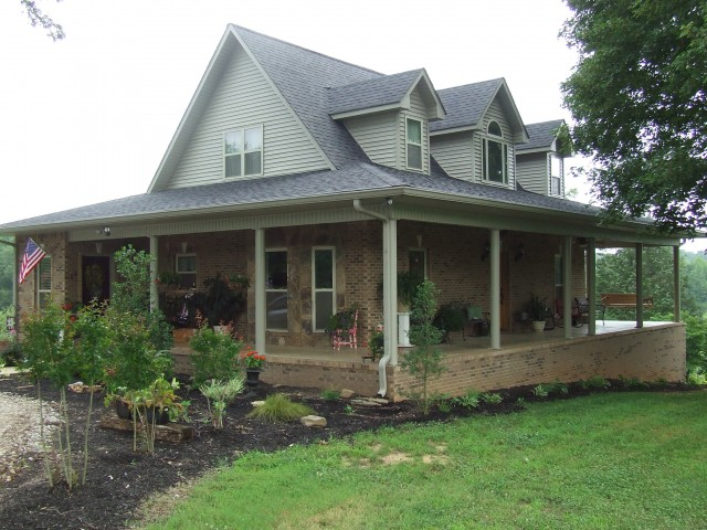 House With Wrap Around Porch For Sale