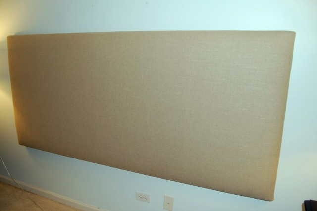 King Size Headboard Diy