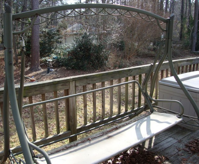 Metal Porch Swing Replacement Parts