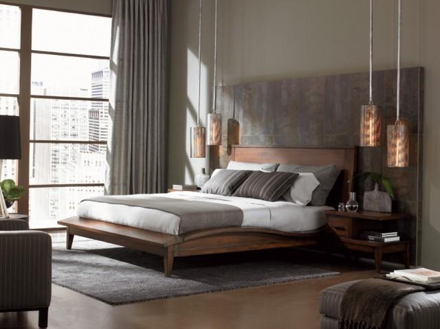 Modern Bedroom Headboard Ideas