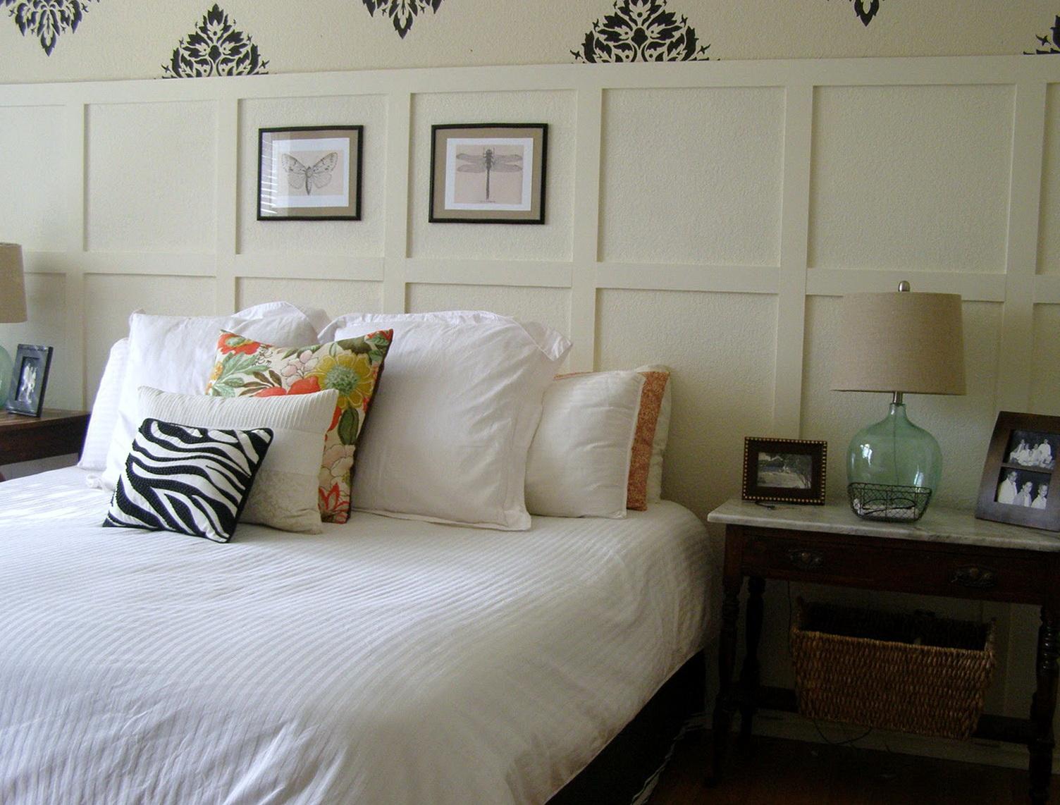 No Headboard Bed Frame   Home Design Ideas
