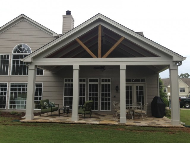 Porch roof designs uk home design ideas for Open porch roof designs