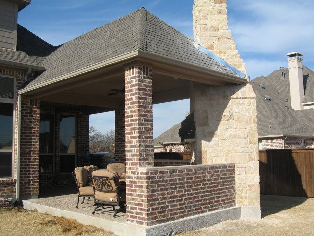 Outdoor Covered Porch Ideas