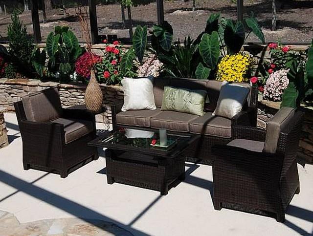 Outdoor Porch Furniture Ideas