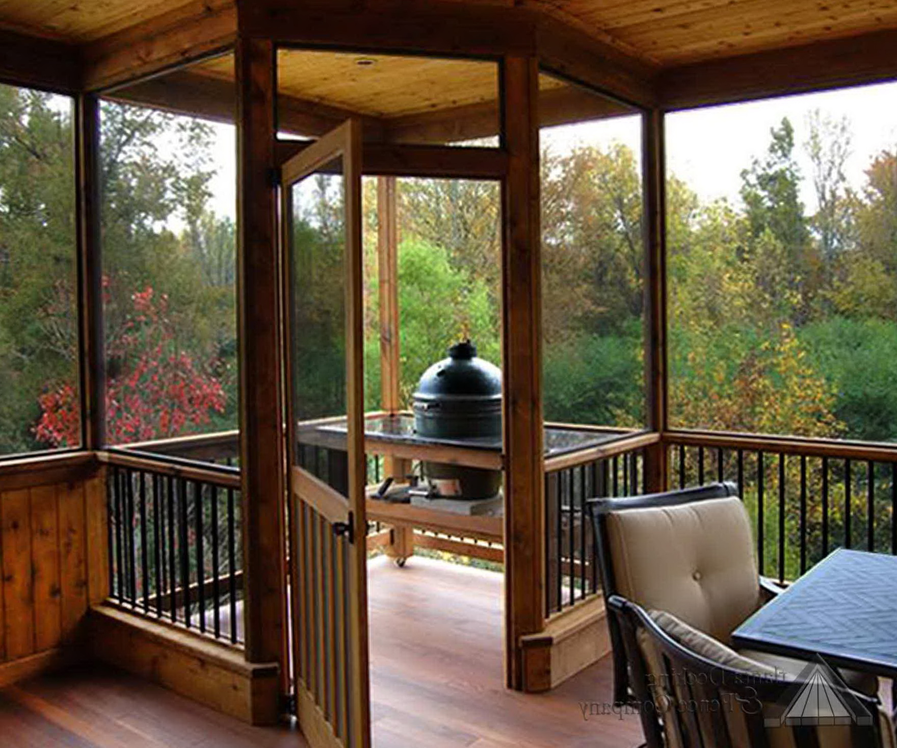 Outdoor Screened Porch Ideas