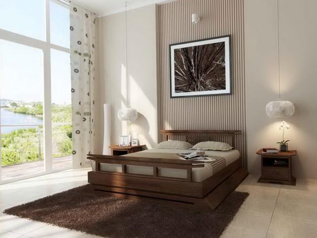 Platform Bed Headboard Ideas