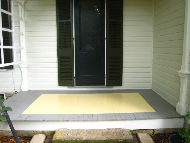 Porch And Floor Paint Drying Time