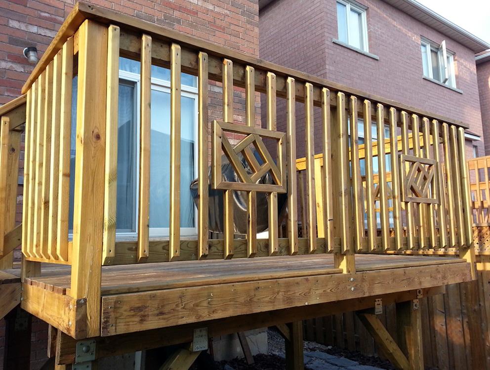 Porch railing designs bungalow home design ideas for Balcony railing design ideas