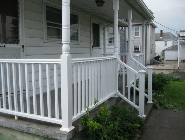 Porch Railing Ideas Pictures