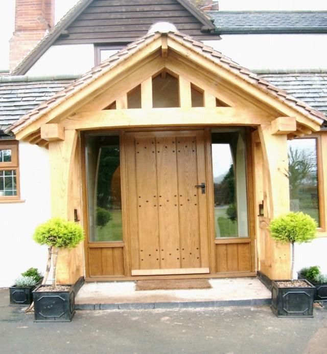 Porch Roof Designs Uk