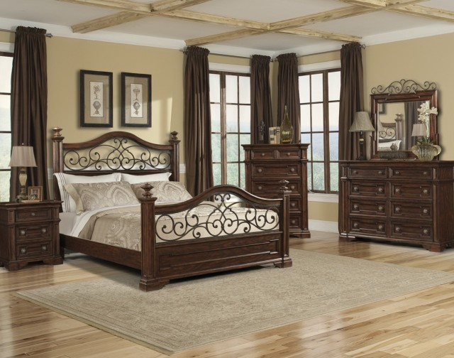 Queen Headboard And Footboard Rails