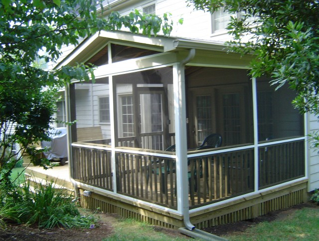 Screen Porch Ideas Designs