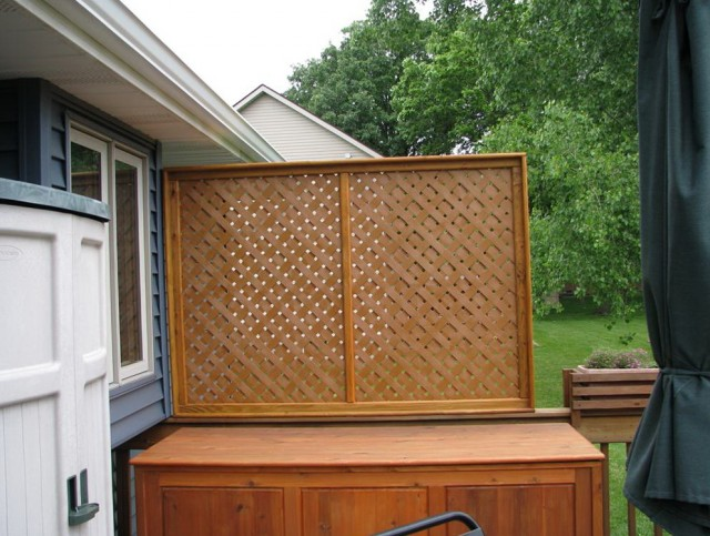 Screen Porch Privacy Ideas