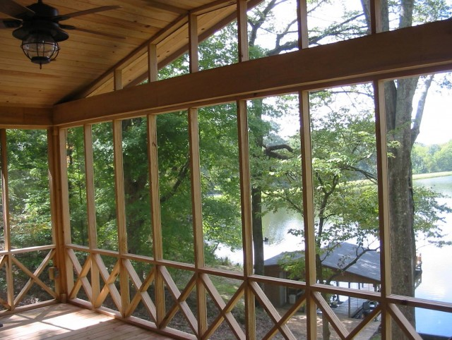 Screen Porch Systems Home Depot