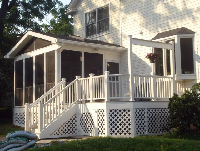 Screen Porch Systems Lowes