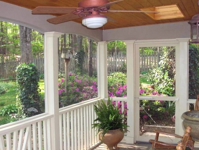 Screened In Porch Decorating
