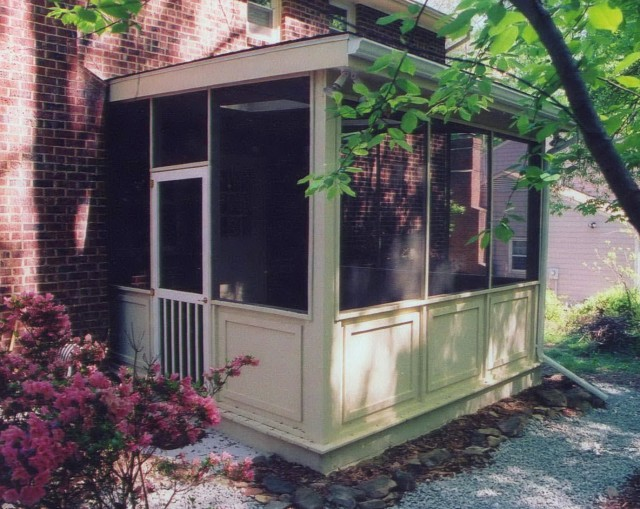 Small Screened Porch Ideas