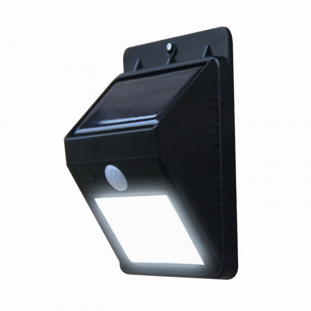 Solar Porch Lights With Motion Sensor