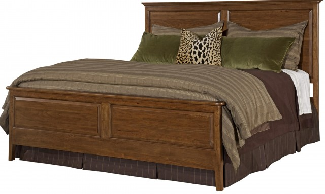 Solid Wood Headboard King