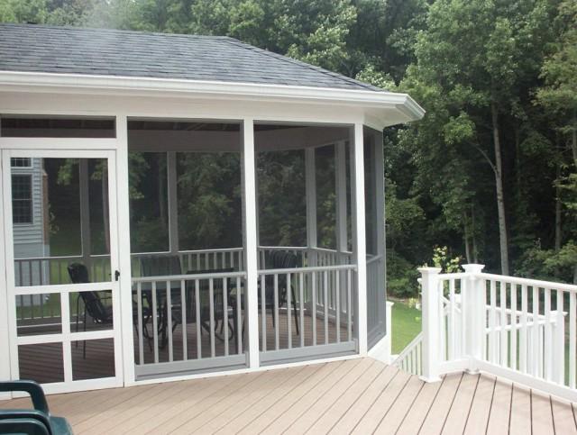 Sun Porch Ceiling Ideas