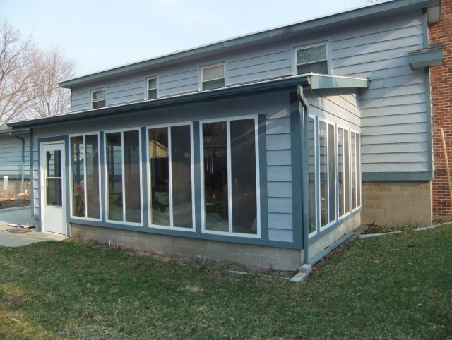 Three Season Porch Windows