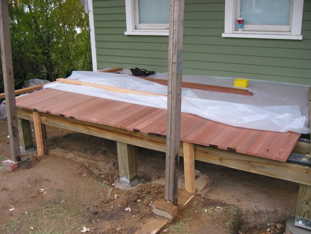Tongue And Groove Porch Flooring Price