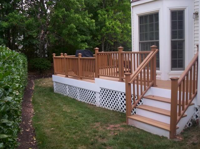 Wood Porch Railing Ideas
