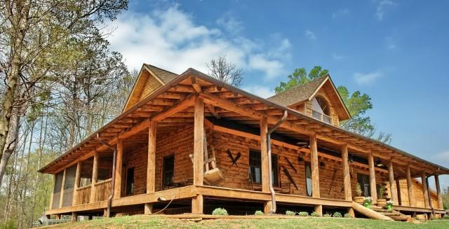 Wrap Around Porch Designs