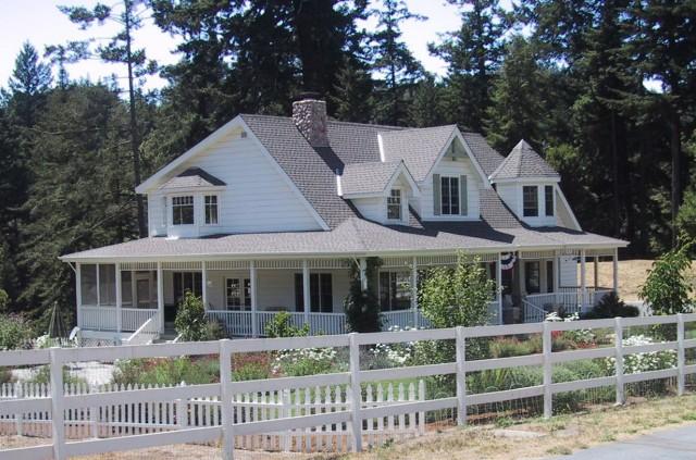 Wrap Around Porch Home Plans