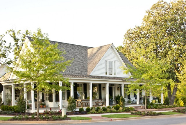 Wrap Around Porch House Plans Southern Living