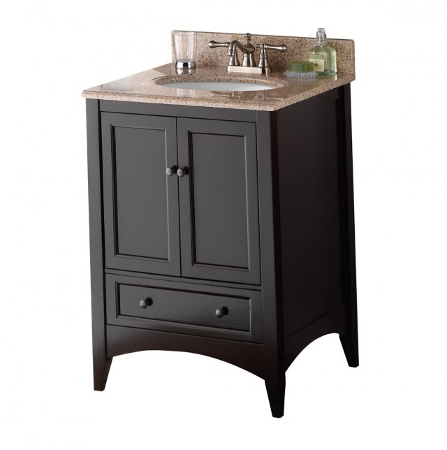 24 Bathroom Vanity Cabinet