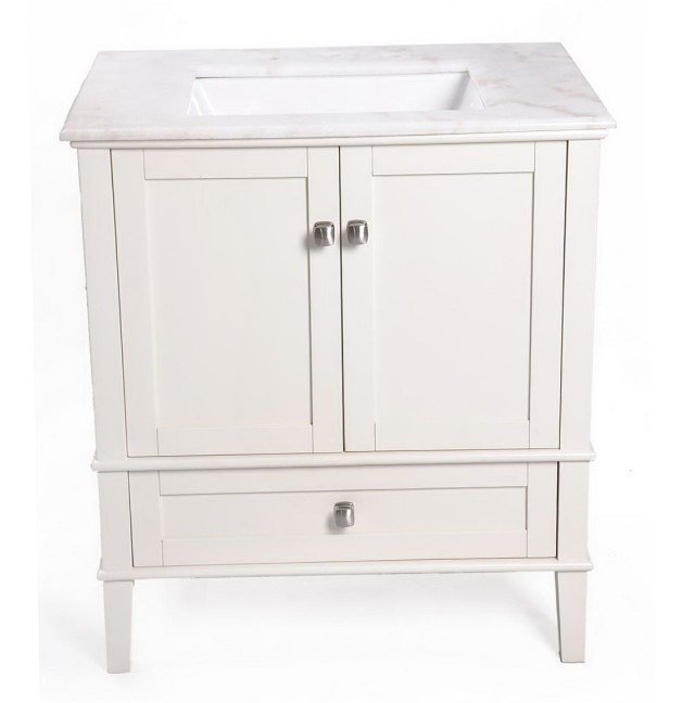 30 Bathroom Vanity With Top