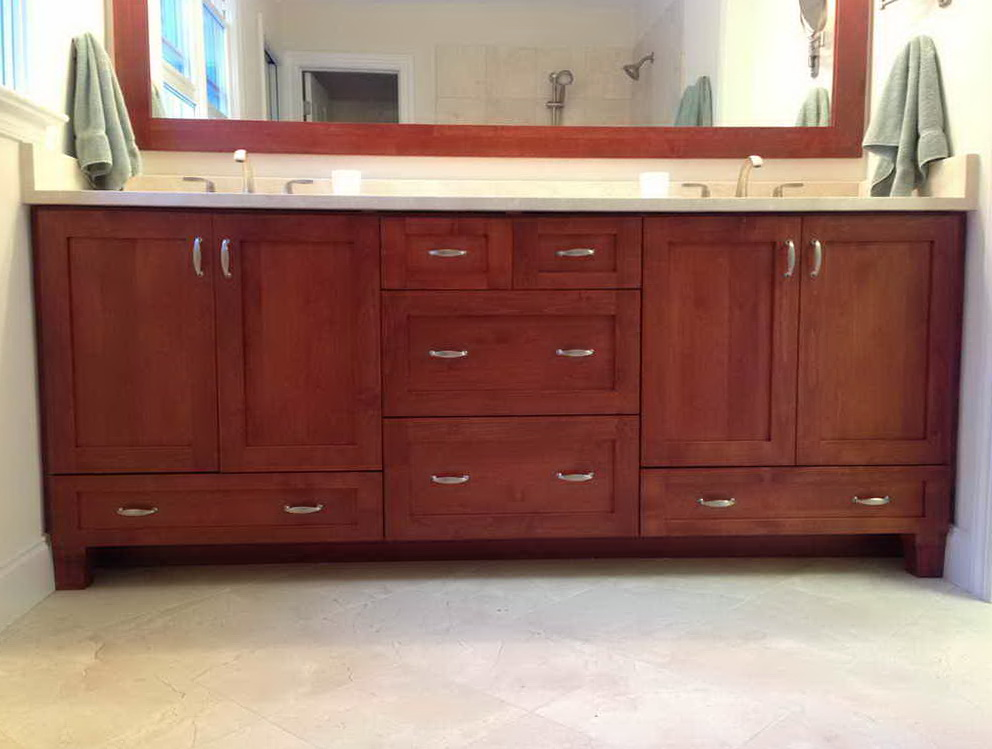 30 Inch Vanity With Drawers
